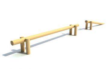 Kladina rovná, dĺžka  3,0 m - T4
