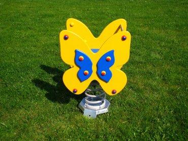 Húpačka na pružine MP - motýl - MP