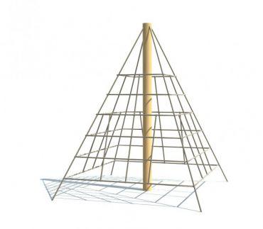 Lanová pyramída REVO - MAXI - S9