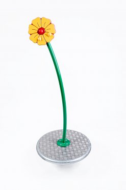 Minikolotoč - žltý kvietok ( pre 1-2 deti ) - K05D3