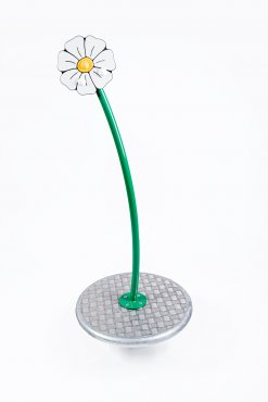 Minikolotoč - biely kvietok ( pre 1-2 deti ) - K05D3